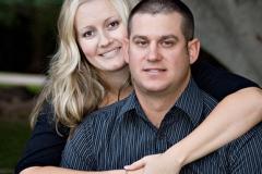 Engagement Portrait for CG Photo and Design