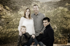 Family Portrait Photography Candace Gier at C G Photo and Design
