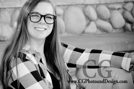 Senior Portrait CG Photo and Design