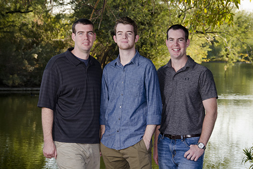 Chandler Family Portrait Photographer Takes Advantage of ASU Research Park