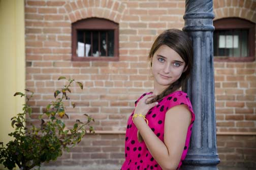 Chandler Portrait Photographer Finds Great Locations To Photograph Outdoor Portraits