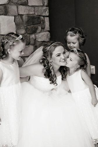 Pastor Gives Away Daughter Then Officiates Wedding in Chandler Az