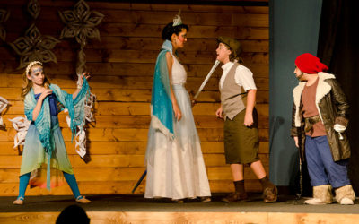 Arizona Home School Theater Group: Photography From a Mom's Lens